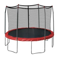 One of the Safest Trampolines