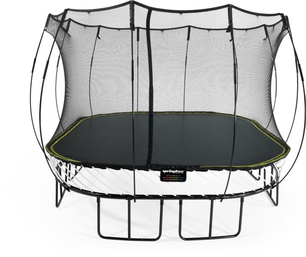 Springfree s113 review for Springfree trampoline