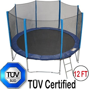 Best Trampoline Reviews Of 2017 Top Backyard Trampoline