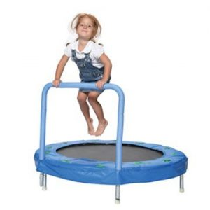 Bazoongi Bouncer Trampoline Review