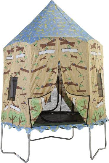 Bazoongi Trampoline Tent