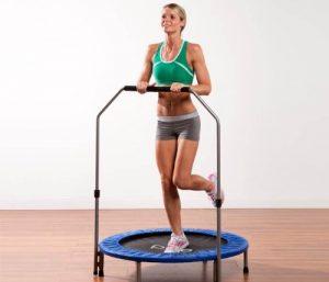 Pure Fun Fitness trampoline