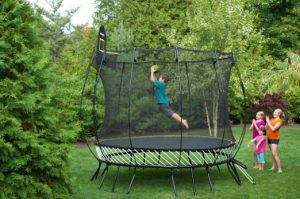 Springfree with Flexr Basketball Hoop