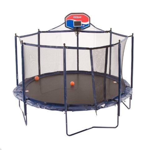 bounce pro trampoline net instructions