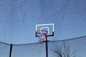 Tramcore Basketball Hoop