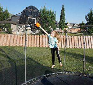 Trampoline Basketball Hoop: Basketball Goals To Buy for ...