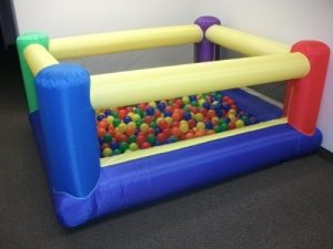 My Bouncer Perfect Little Ball Pit for Kids