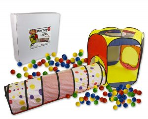 Play Tent ball pit for toddlers