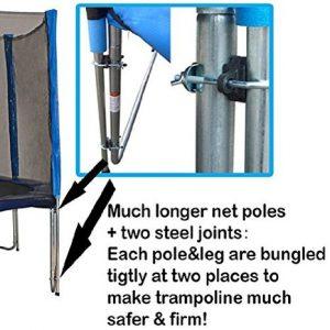Zupapa Trampoline Safety