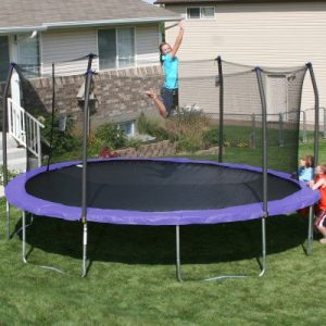 Skywalker Trampolines 17 Oval