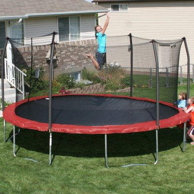 Skywalker Oval Trampoline Review