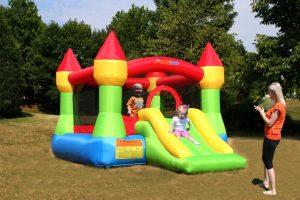 Bounceland Castle Inflatable Bounce House