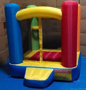 My Bouncer Little Castle Bounce House