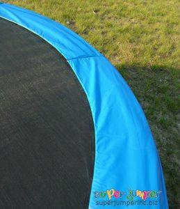 Super Jumper Trampoline Pad
