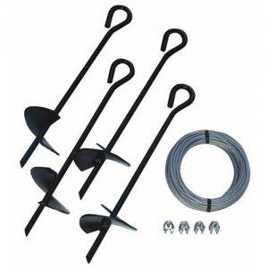 Tie Down Engineering Trampoline Kit