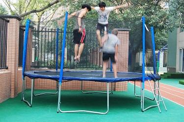 best trampoline of 2016