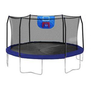 skywalker trampoline basketball hoop