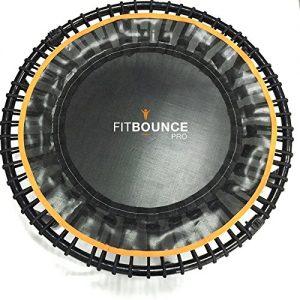 fitness bounce pro rebounder trampoline