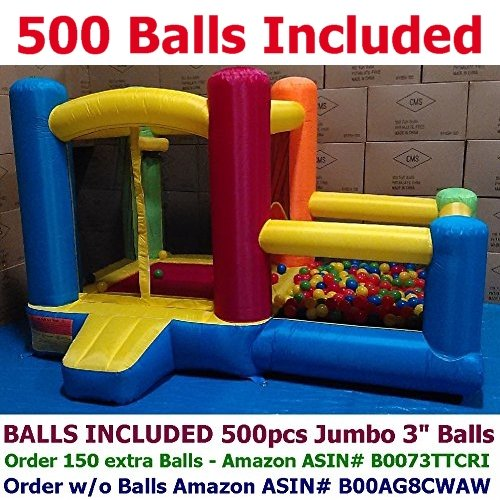 Toddler Inflatable Ball Pit