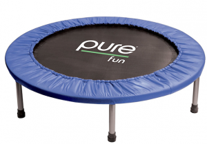best rebounder trampolines pure fun