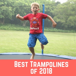Best Trampolines of 2018
