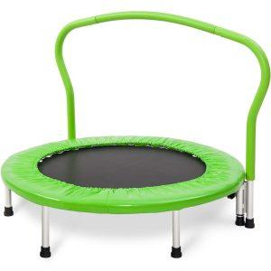 indoor trampoline for kids Merax Twin Trampoline for kids