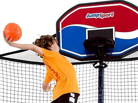 Trampoline Basketball Hoop   5 Best Trampoline Basketball ...