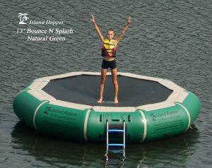 best water trampoline 2018