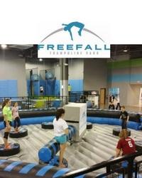 best trampoline parks - freefall trampoline park