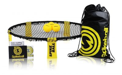 Spikeball giant games