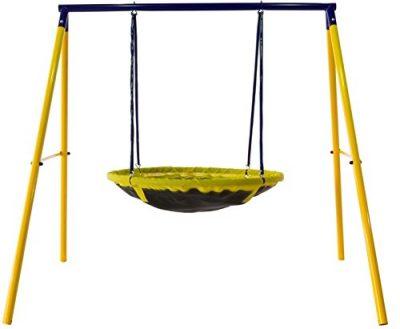 jump trampoline swing