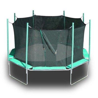 octagon trampoline weight limit