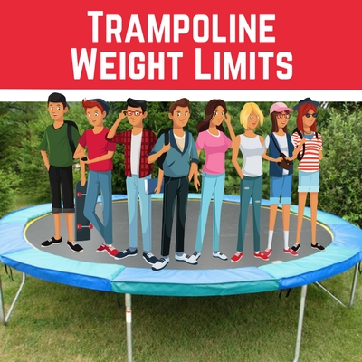 trampoline weight limits