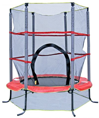 "AirZone 55"" Bungee Trampoline & Enclosure"