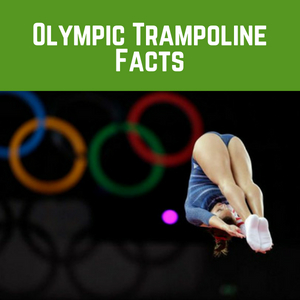 Olympic trampoline facts