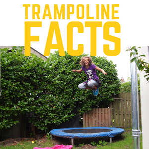 Trampoline facts