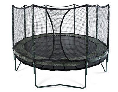 bounciest trampoline alley pop