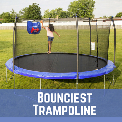 bounciest trampolines - Bounciest Trampolines Of 2018 - 5 Best High Bounce Trampolines