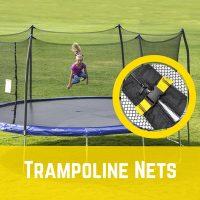 trampoline nets
