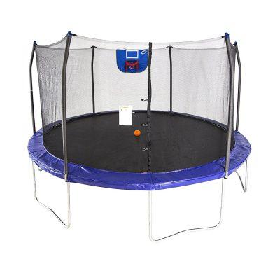 trampoline with enclosure skywalker